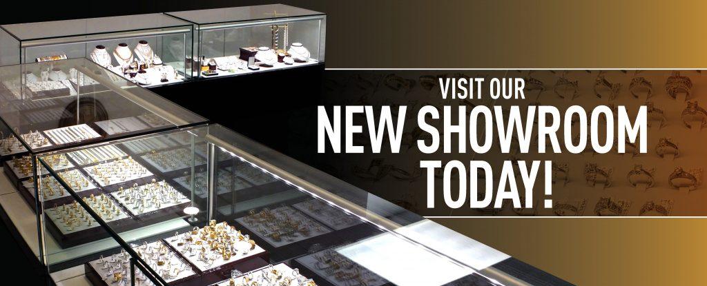 Jewellery Store Toronto and Engagement Rings Toronto Showroom